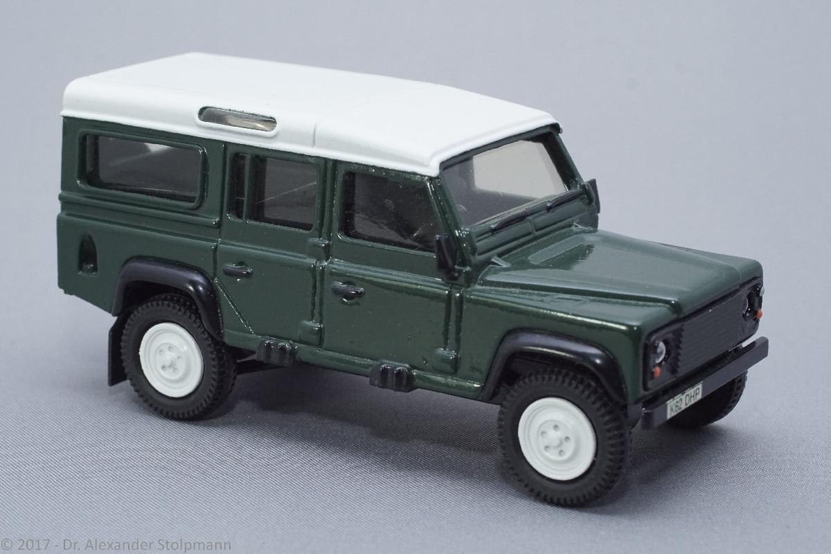 nr 50 land rover defender 110 hart models ht 38. Black Bedroom Furniture Sets. Home Design Ideas