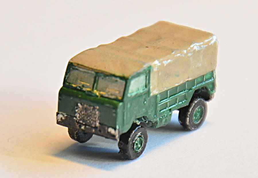 Model no. 192 Land-Rover Serie 3 101 (11.07.2017) - Der Land Rover Treff