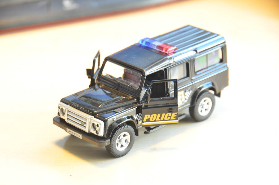 Model no. 301 Land Rover Defender 110 - Der Land Rover Treff