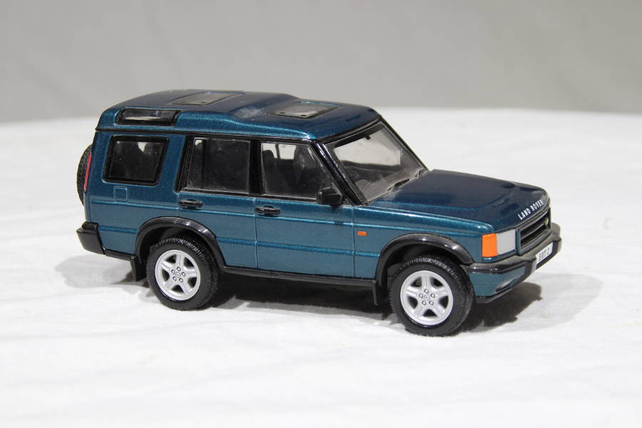 Modell Nr. 313: Land Rover Discovery 2 - Der Land Rover Treff