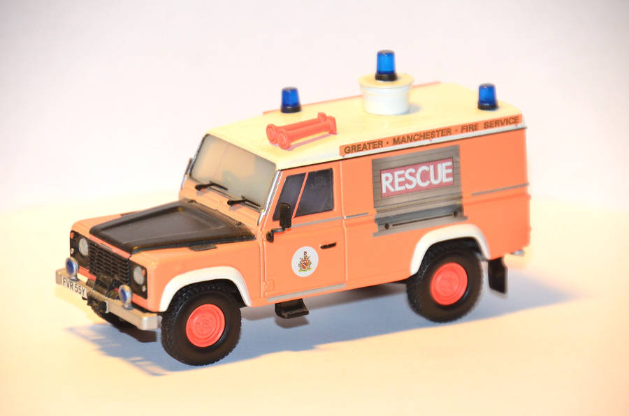 Model no. 315: Land Rover Defender 110 - Der Land Rover Treff