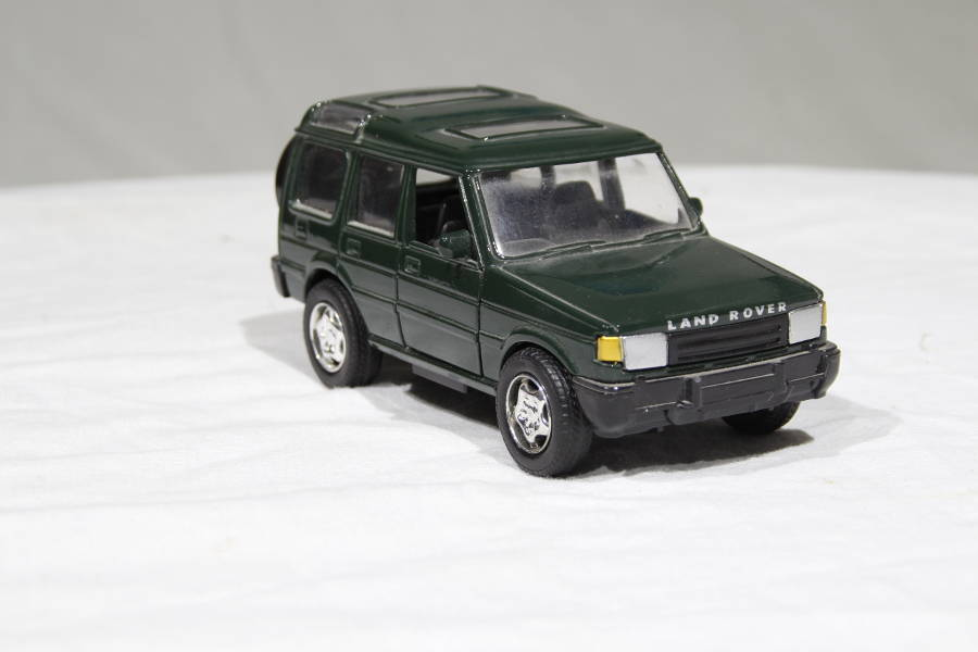 Modell Nr. 319: Land Rover Discovery - Der Land Rover Treff