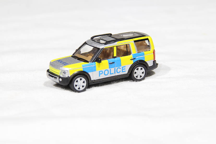 Modell Nr. 325 Land Rover Discovery - Der Land Rover Treff
