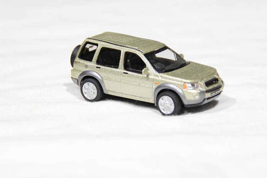 Model no. 328 Land Rover Freelander 1 - Der Land Rover Treff