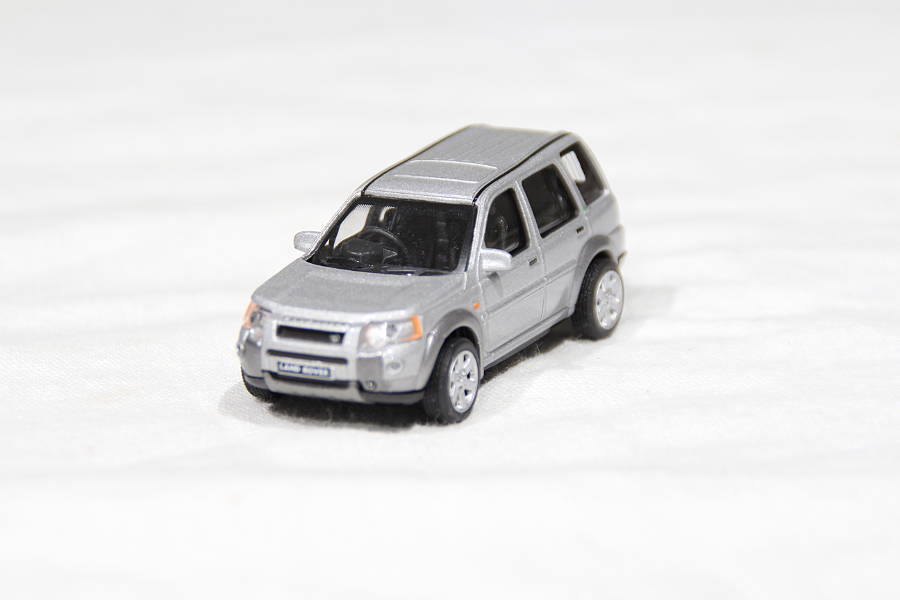 Model no. 331: Land Rover Freelander - Der Land Rover Treff