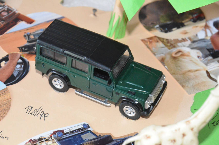 Model no. 356 Land Rover Defender 110 (22.12.2017) - Der Land Rover Treff