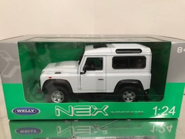 Model no. 359 Land Rover Defender 90 (25.12.2017) - Der Land Rover Treff