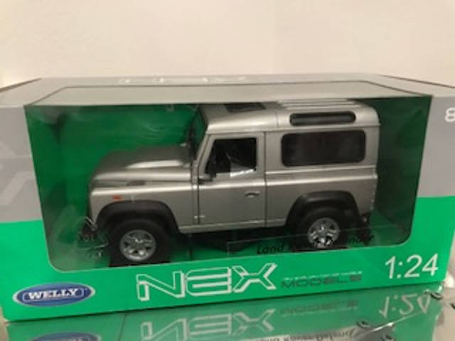Model no. 361 Land Rover Defender 90 (27.12.2017) - Der Land Rover Treff