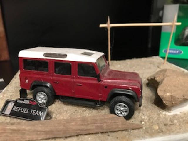 Model no. 363 Land Rover Defender 110 (29.12.2017) - Der Land Rover Treff