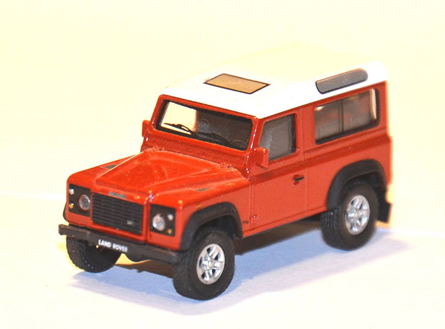 Model no. 364 Land Rover Defender 90 (30.12.2017) - Der Land Rover Treff